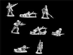 Light Machine Gunners