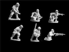 Heavy Machine Gunners