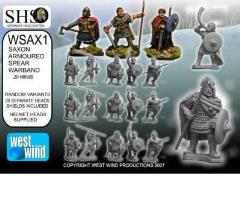 Armored Spearmen Warband