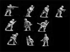 SS Infantry - Camo Smocks