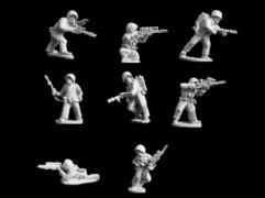 Snipers & Flamethrowers