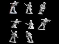 US Marine Bazooka Teams