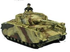 PzKpfw IV H w/Side Plates