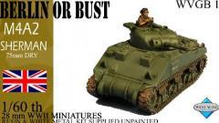 M4A2 Sherman 75mm Dry