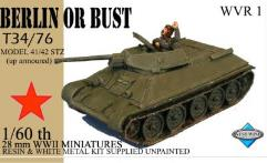 T34/76 Model 41/42 STZ (Up Armored)