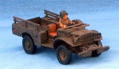 Dodge 3/4 Ton Weapons Carrier