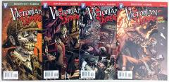 Victorian Undead Collection - 4 Issues!