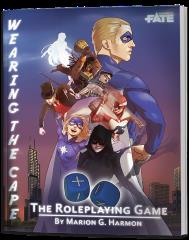 Wearing the Cape - The Roleplaying Game