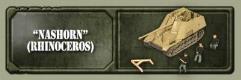 Tank Destroyer - Nashorn Pack