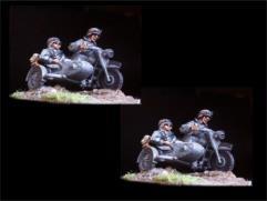 German Motorcycle Combinations