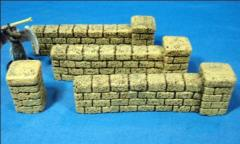 Brick Walls - Sandstone