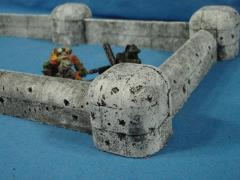 Armageddon - Buttress Wall Set