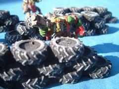 Tire Walls