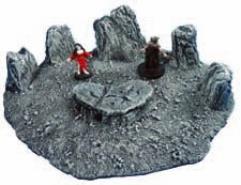 Altar & Standing Stones