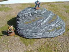 Rugged Hill B - Granite, Summer