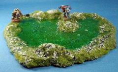 Rocky Lake - Swampy