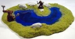 Rocky Lake - Ultra Blue