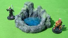 Mystic Well - Blue Mossy