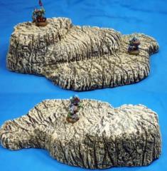 3 Step Mesa - Sandstone (C)