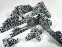Flex Ruins Set - Fieldstone, Granite