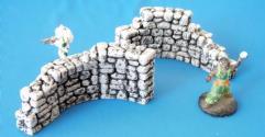 Flex Ruins Small Set - Curving Fieldstone