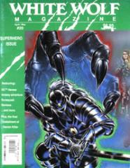 "#20 ""Superhero Issue, Demonkiller, Expanding Skills in Enforcers"""