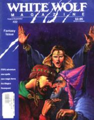 "#22 ""Class Reunion - FRPG Adventure, RuneQuest, Ars Magica"""