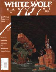 """#25 """"DC Heroes Adventure - Meta-Physical Problems, Torg Adventure - Applied Sciences"""""""