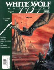 "#27 ""Middle-Earth PBM, Torg Adventure"""