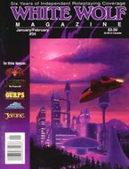 "#34 ""Space-Age Magic in GURPS, People of Jorune"""