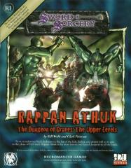 Rappan Athuk #1 - The Dungeon of Graves - The Upper Levels