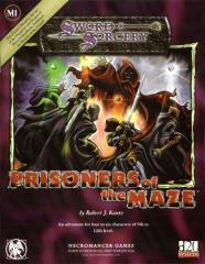 Maze of Zayene #1 - Prisoners of the Maze