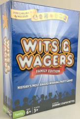 Wits & Wagers (Family Edition, 2017 Printing)