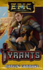 Tyrants Booster Pack - Markus' Command