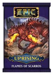 Uprising Booster Pack - Flames of Scarros