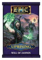 Uprising Booster Pack - Will of Zannos