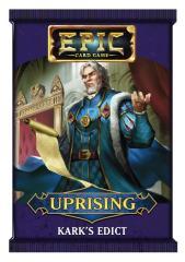 Uprising Booster Pack - Kark's Edict