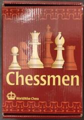 "3"" Lardy Sheesham Chess Pieces"