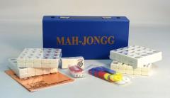 Mah-Jongg w/Case