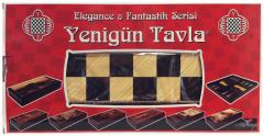 "19.5"" Elegant Backgammon"