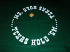 Texas Hold'Em Layout w/Button