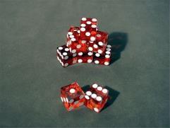 d6 Casino Dice (2)