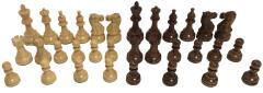 "3.75"" Kikkerwood Classic Chessmen"