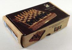 "5"" Folding Magnetic Chess Set"