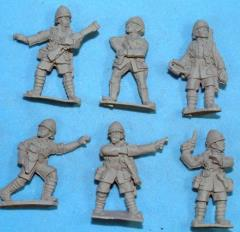 British Company Command