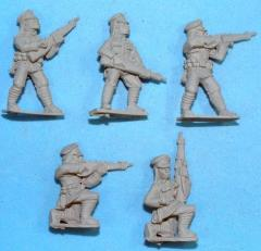 German Infantry Skirmishing