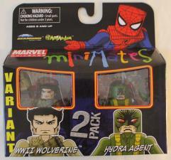 WWII Wolverine & Hydra Agent