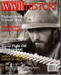 "Vol. 8 #3 ""Undeclared U-Boat War, Assault on Norway, Japan's Enigmatic Emperor Hirohito"""