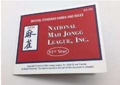 National Mah Jongg League Card - Standard