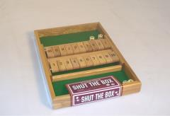 Shut the Box - Two Player